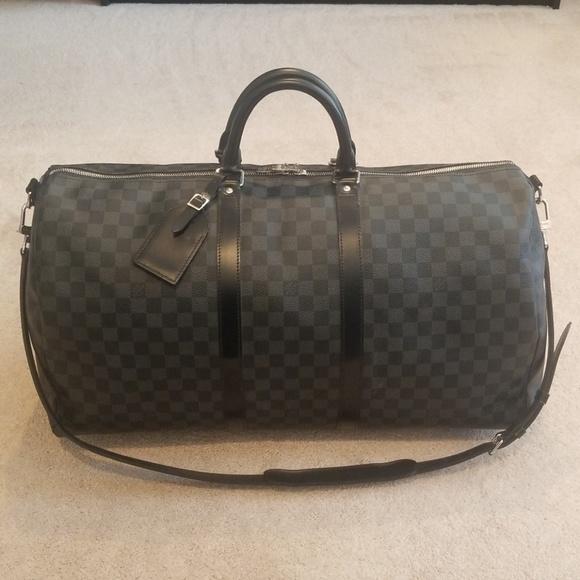 466ba10cdd8f Louis Vuitton Handbags - Authentic Louis Vuitton Keepall 55 - Like New!
